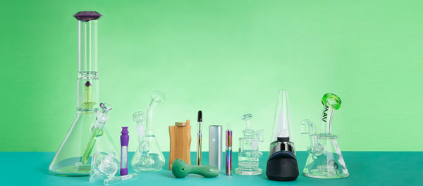 The best selection of bongs, dab rigs and vapes.