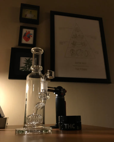 A better photo of your new dab rig.