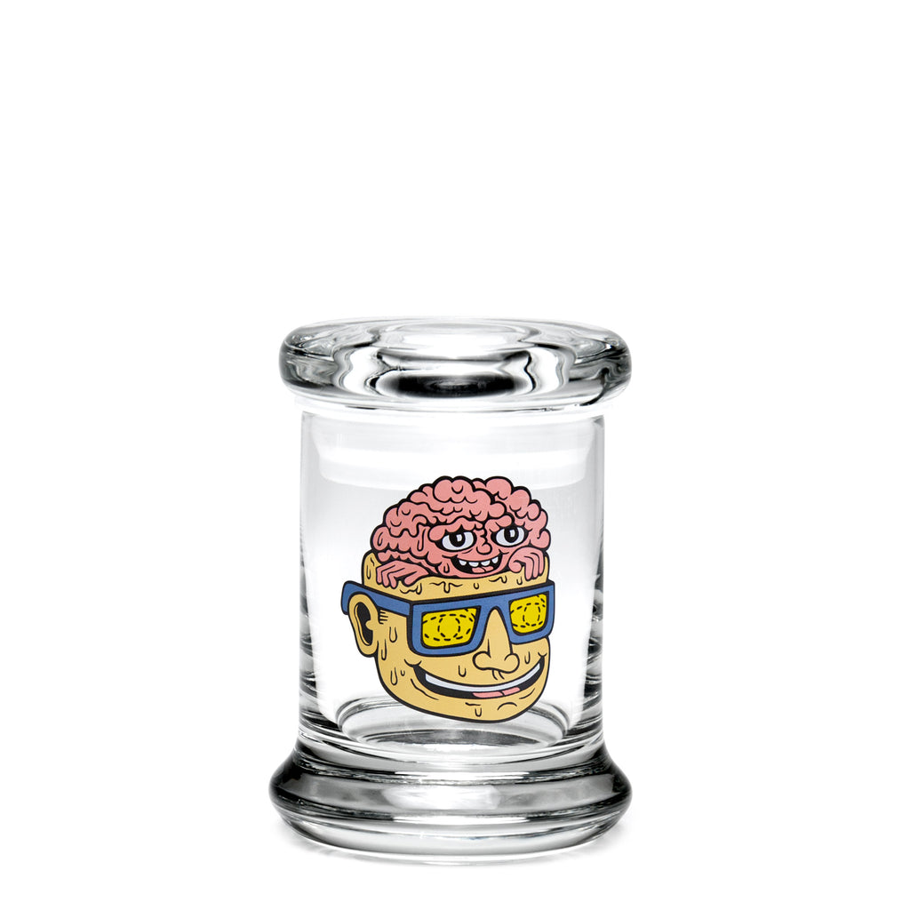 X-Small Pop-Top - Teenage Lobotomy - a 420 Jars, from 420 Science - find at 420Science.com