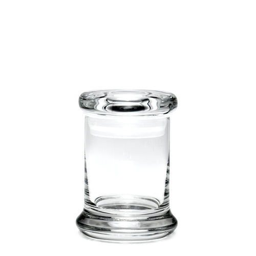 X-Small Pop-Top - Blank - a 420 Jars, from 420 Science - find at 420Science.com
