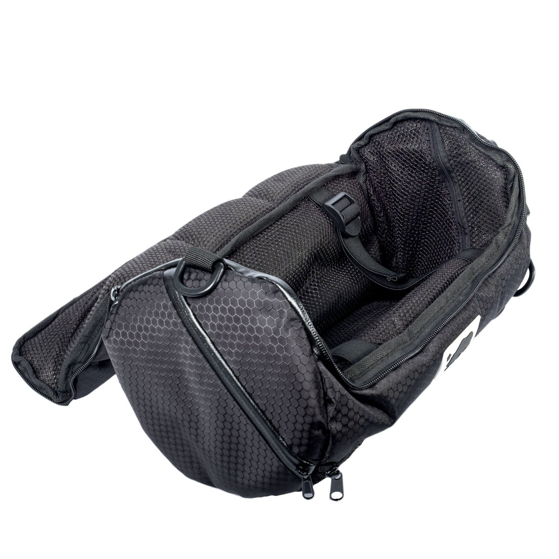 Cali Bags 12in Smell Proof Duffle w/Locking Zipper - 420 Science - The most trusted online smoke shop.