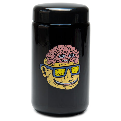 X-Large UV Screw-Top - Teenage Lobotomy - a 420 Jars, from 420 Science - find at 420Science.com