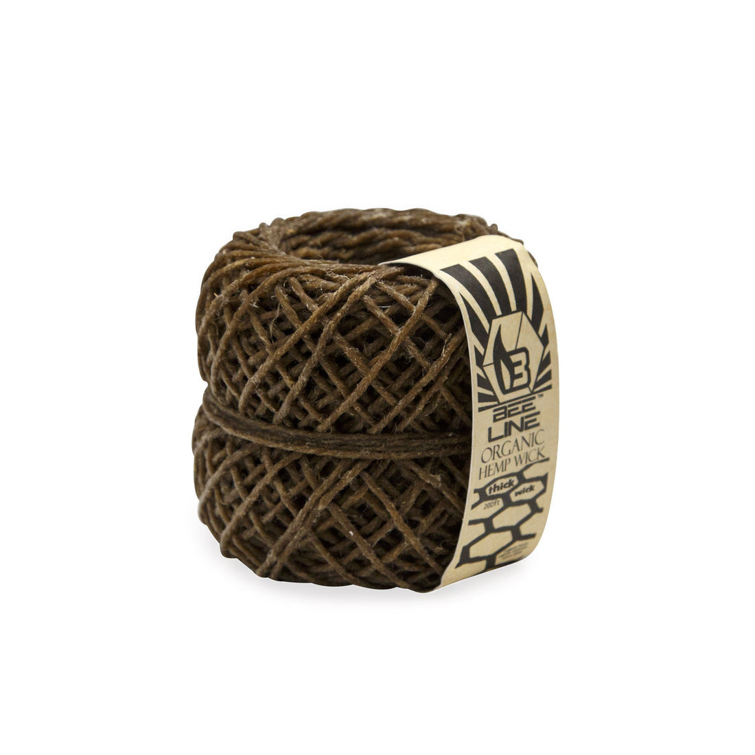 Bee Line Thick Hemp Wick Spool - 420 Science - The most trusted online smoke shop.