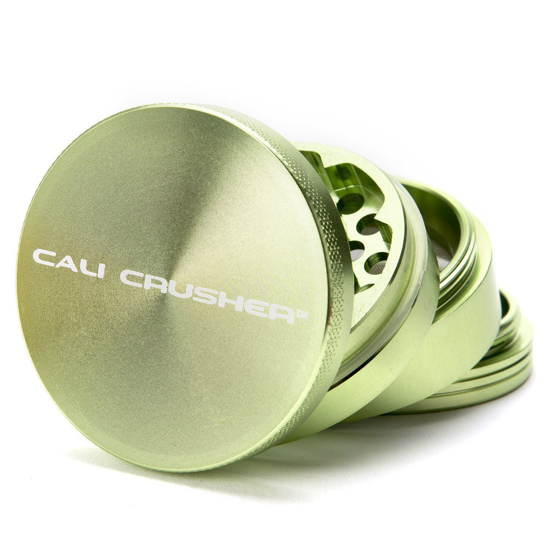 Cali Crusher OG 2.5in 4pc Solid Top - 420 Science - The most trusted online smoke shop.