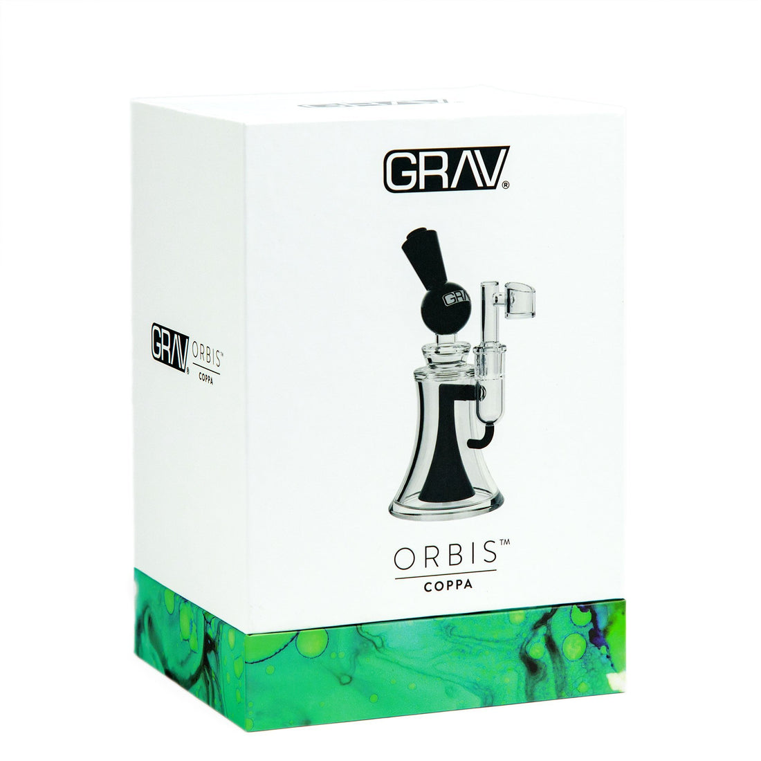 GRAV Orbis Coppa - 420 Science - The most trusted online smoke shop.