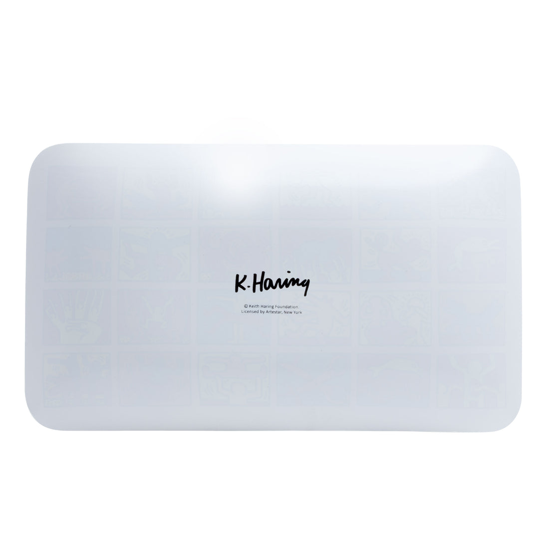K. Haring Rolling Tray - Multi-Color - 420 Science - The most trusted online smoke shop.