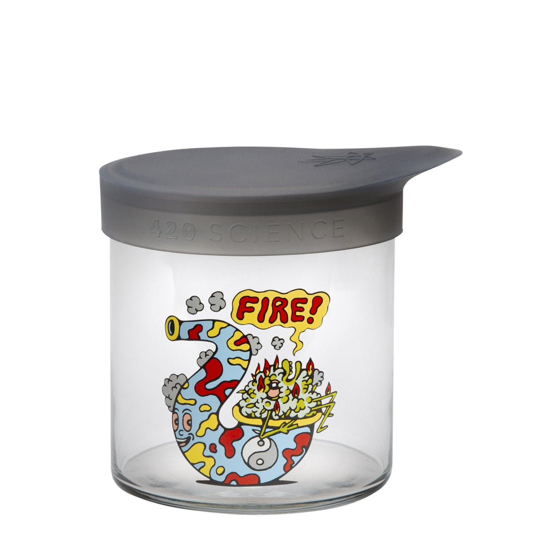 Medium Wide-Mouth - Fire Bud - 420 Science - The most trusted online smoke shop.