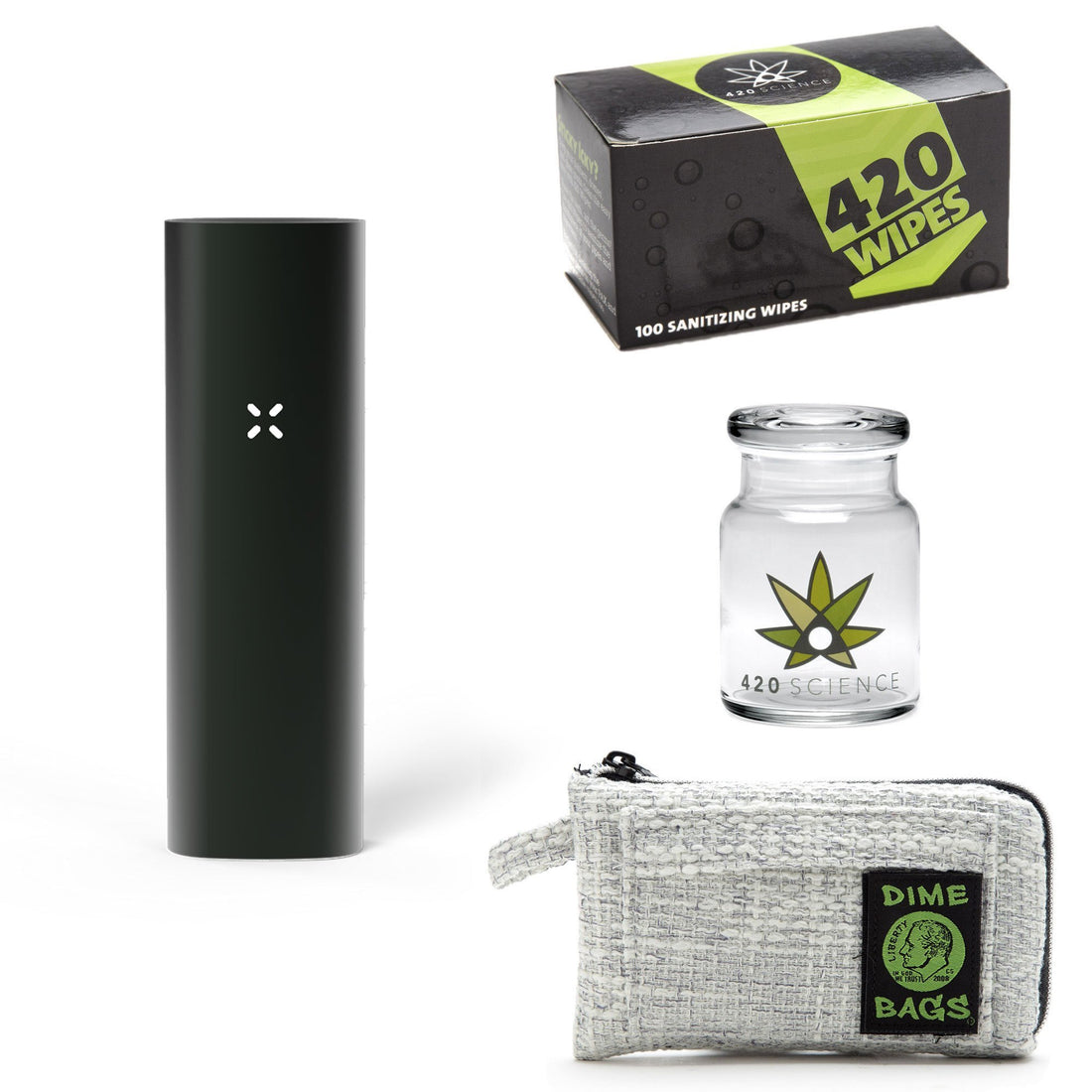 PAX 3 Vaporizer Complete Kit Bundle