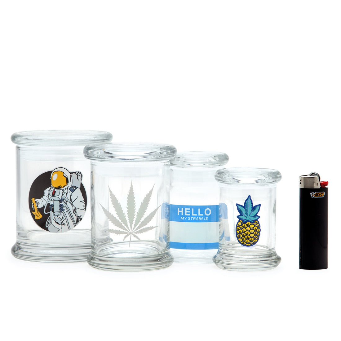 X-Small Pop-Top - No Bad Trips - 420 Science - The most trusted online smoke shop.