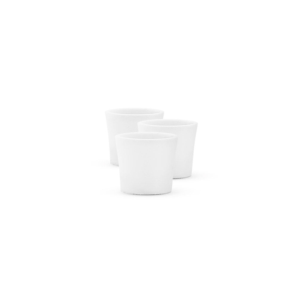 Puffco Peak Ceramic Bowl 3-Pack from PUFFCO -  - available at 420 Science - The most trusted online headshop.