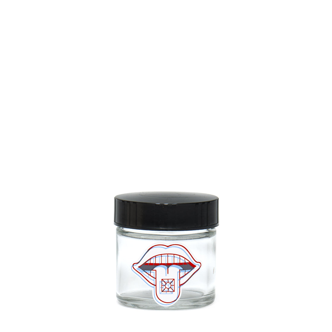 X-Small Clear Screw-Top - 3D Acid Eater - 420 Science - The most trusted online smoke shop.