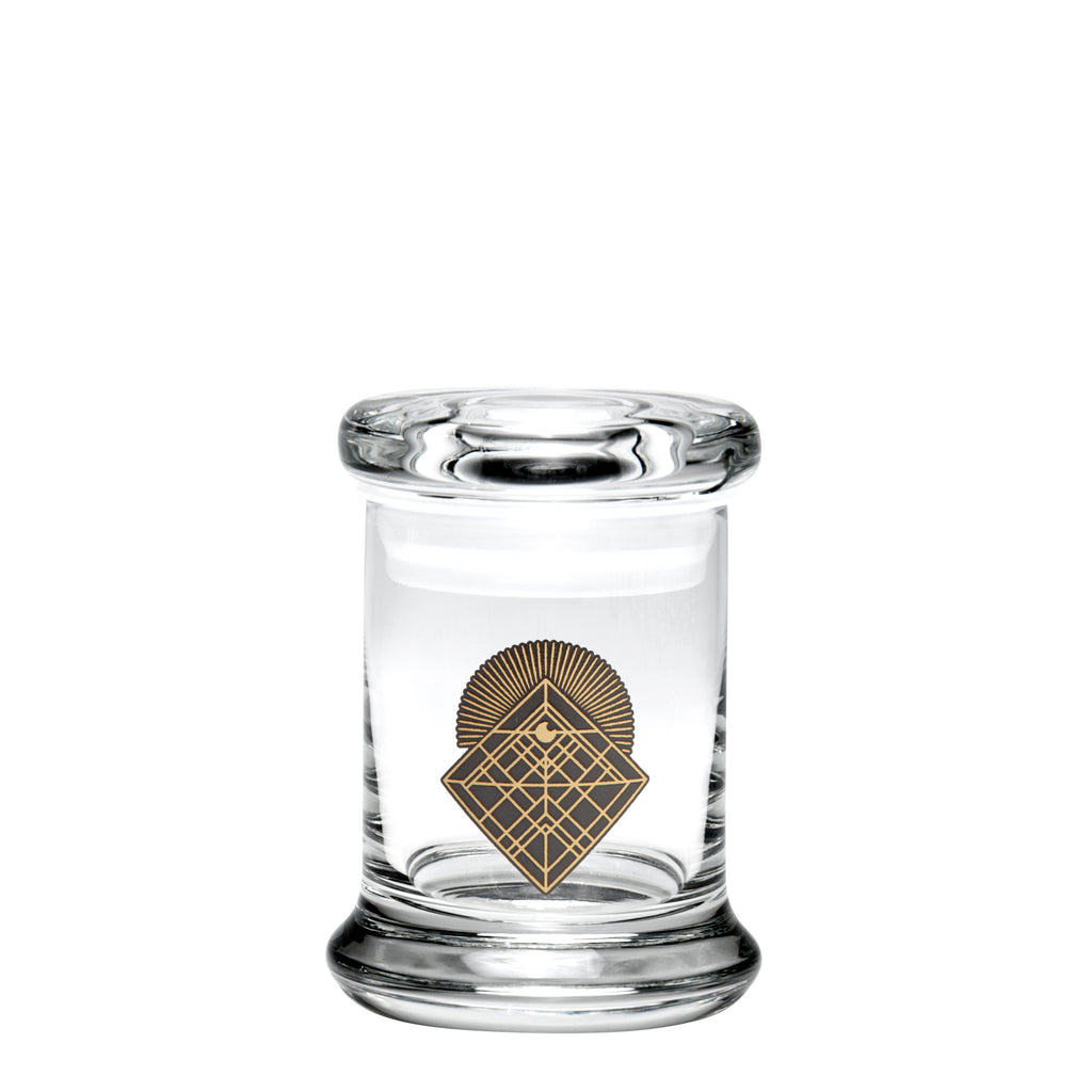 X-Small Pop-Top - Diamond Intersect - 420 Science - The most trusted online smoke shop.