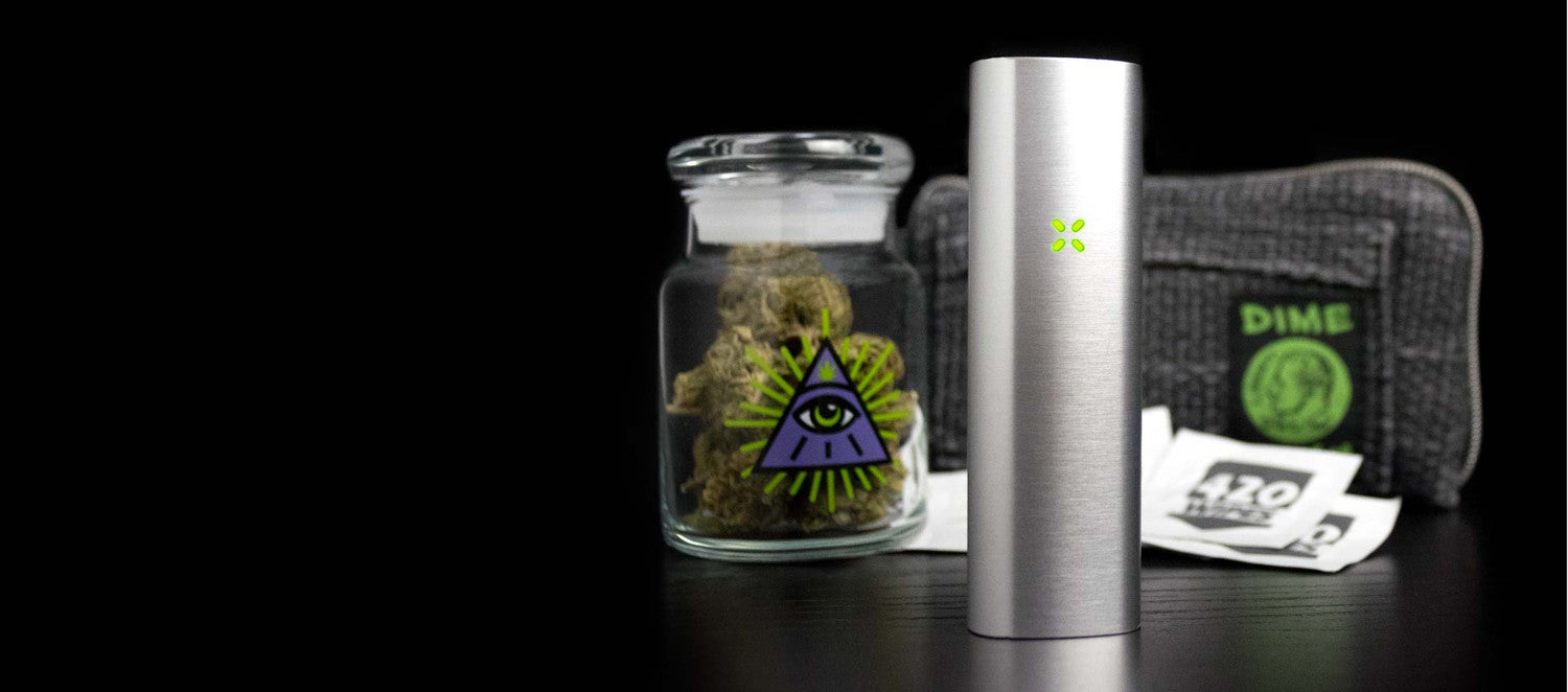 Pax Bundle! Get a free pouch, 420 Jar and 420 Wipes!