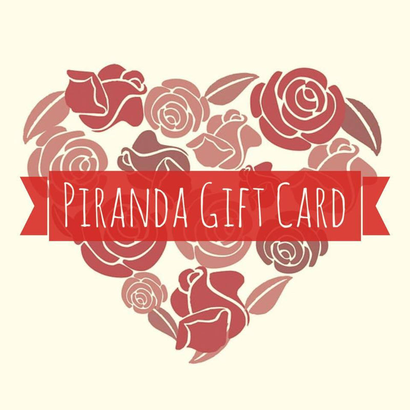 Piranda Gift Card
