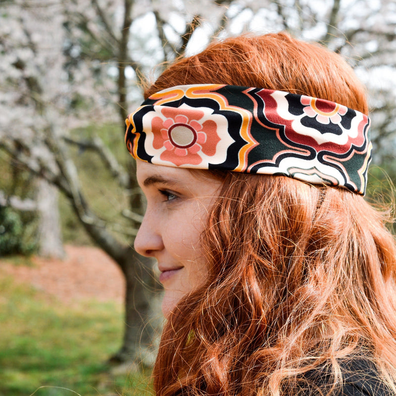 Piranda Original Retro Floral Headband!