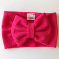 Piranda Copii Wide Bow Headband