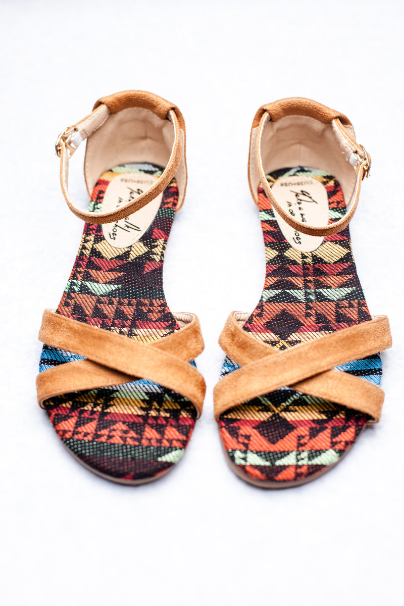 Walk in Unity | Sandal