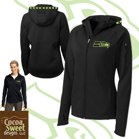Hawks Ladies Warm-Up Jacket