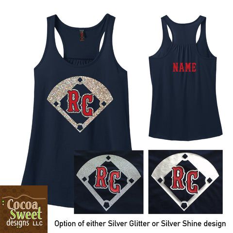 Rock Creek - Ladies Diamond Tank