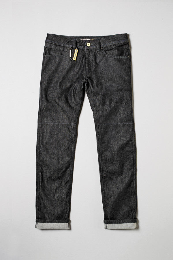 Qualifier - 812 Black Denim Rinse
