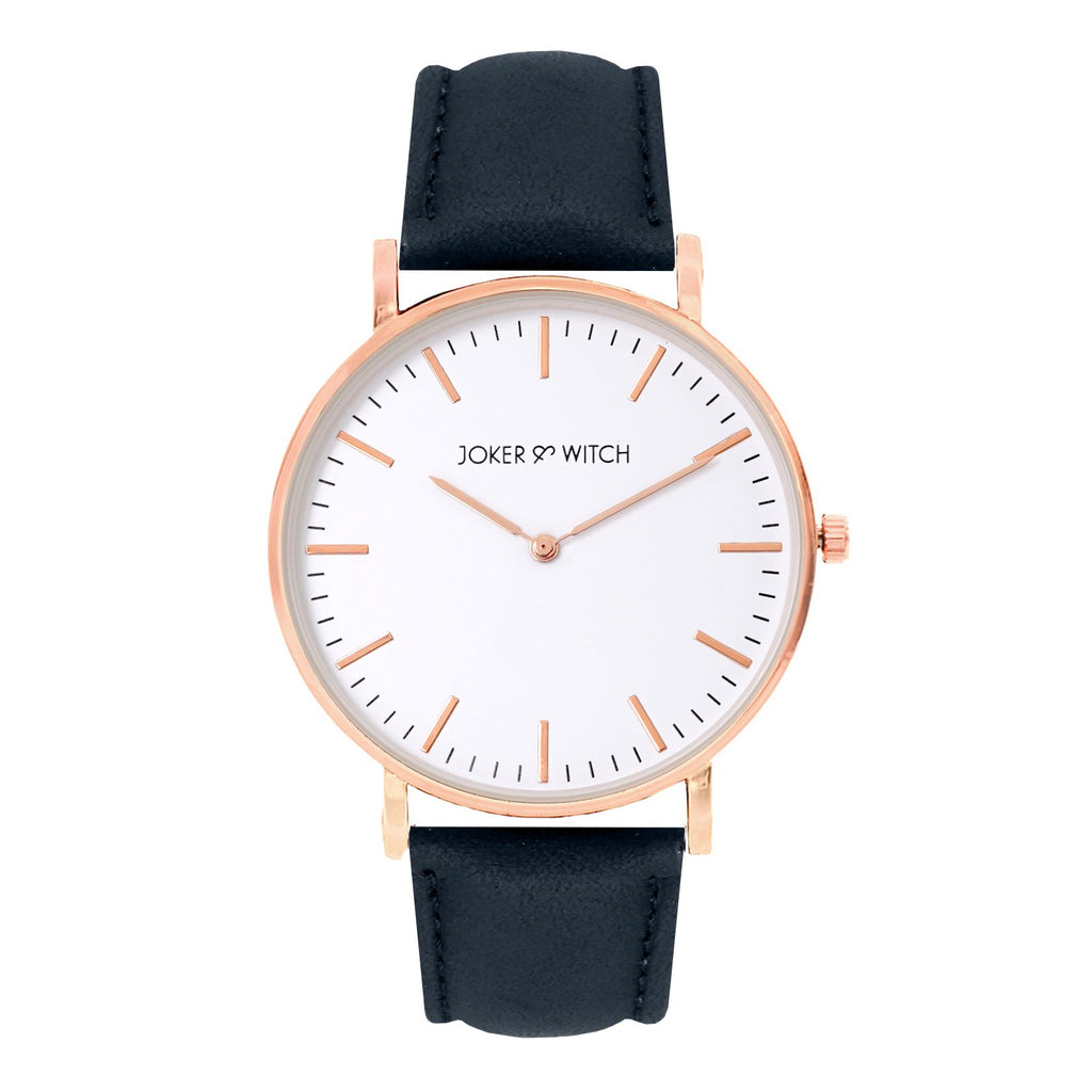 Hope Oxford Blue Strap Analogue Watch - Joker & Witch