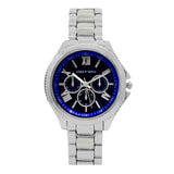 Ella Blue Dial Silver Watch - Joker & Witch