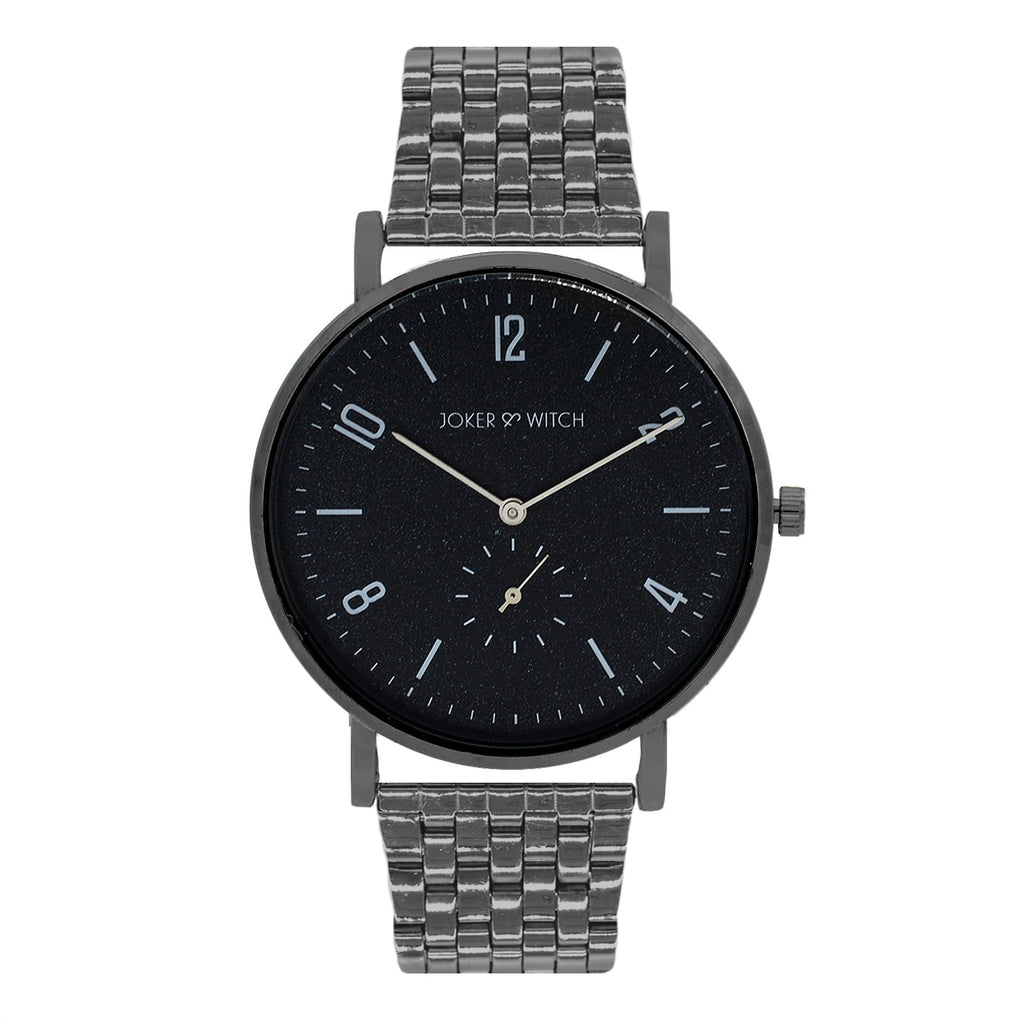 Noel Classic Gunmetal Watch - Joker & Witch