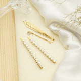 Linda Set of 4 Hair Pins