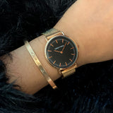 Moon Dust Watch Bracelet Stack