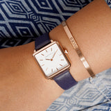 Emily Pisces Watch Bracelet Stack