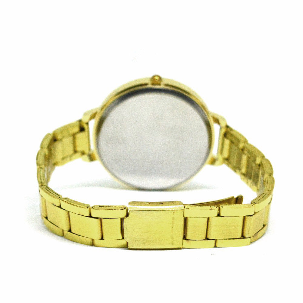 Timeteller Gold Bracelet Stack