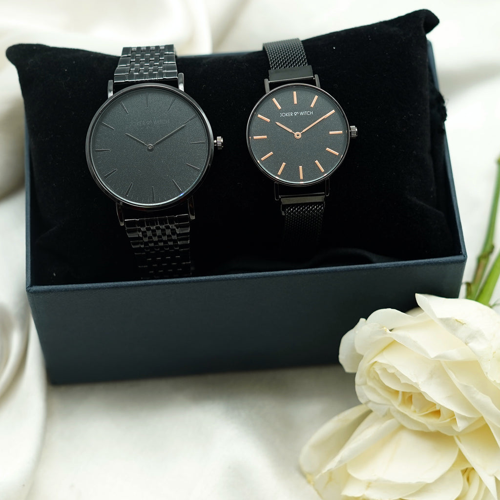 Shawn & Camila Couple Watches