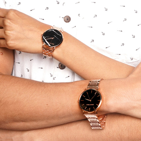 Marissa & Alex Couple Watches