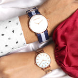 Peter & Lois Couple Watches