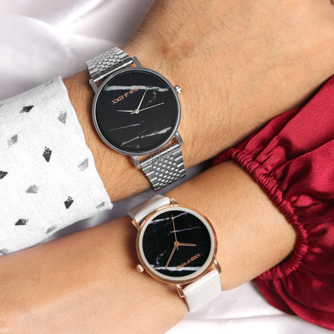 Bella and Edward Couple Watches