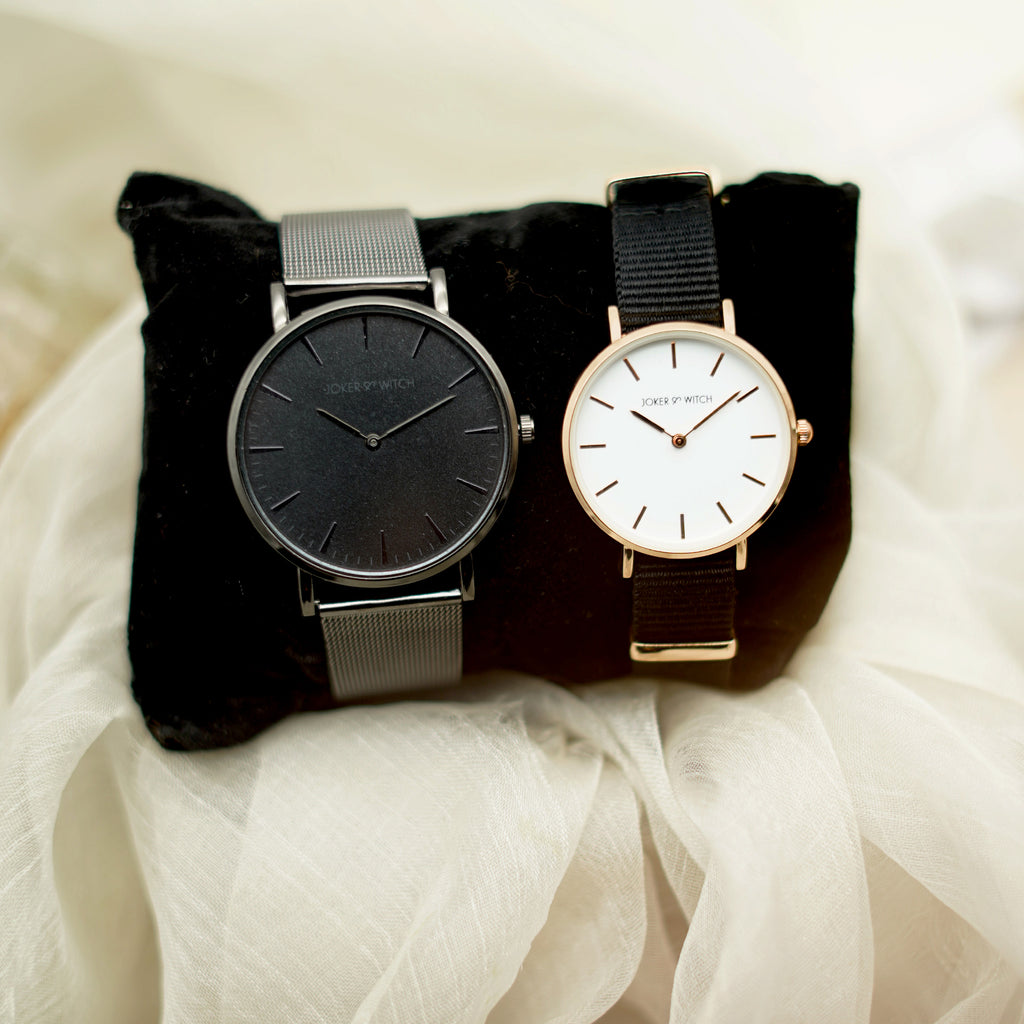 Rachel & Nick Couple Watches