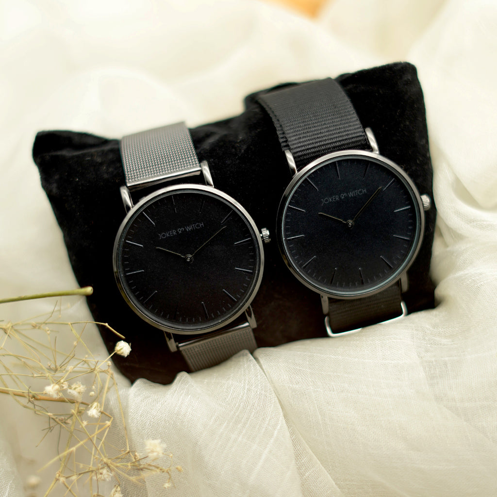 Stella & Will Couple Watches