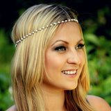 Beaded Single String headchain - Joker & Witch - 5