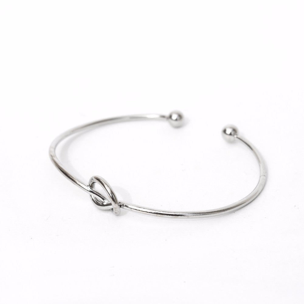 Nautical Silver Bracelet Stack