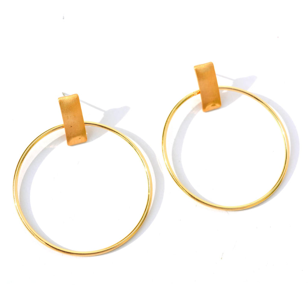 Classic Geometrical Earrings