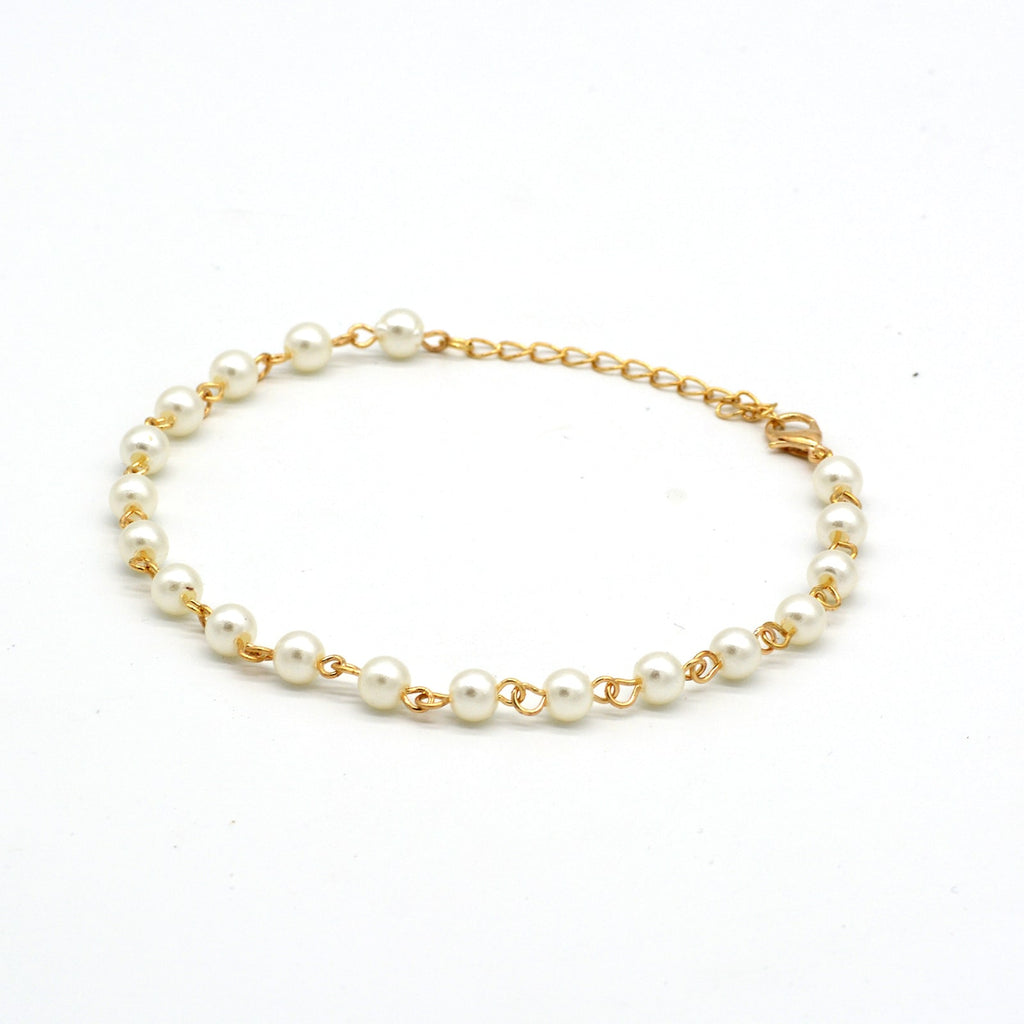 Victoria Gold Anklet - Joker & Witch