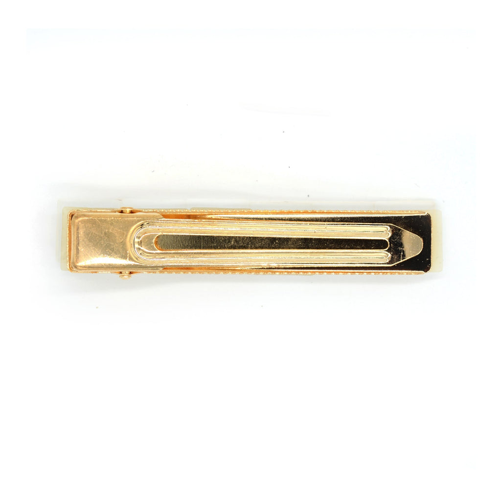 gold barrette Hair Clip