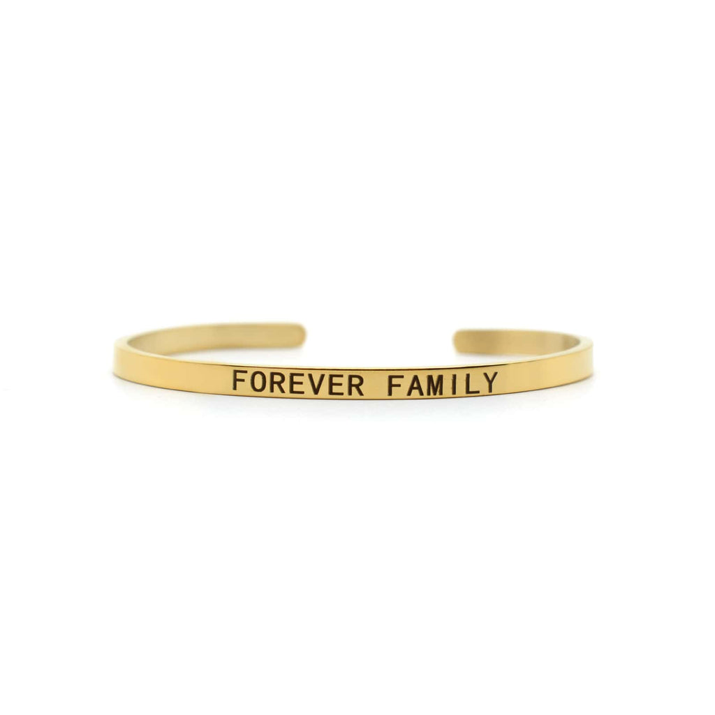 Forever Family Gold Mantra Band - Joker & Witch