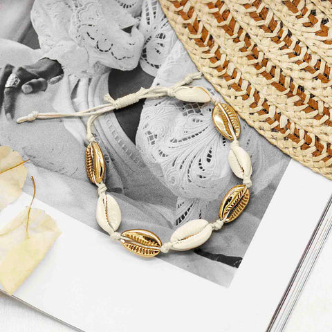 Cecilia Twisted Gold Cuff