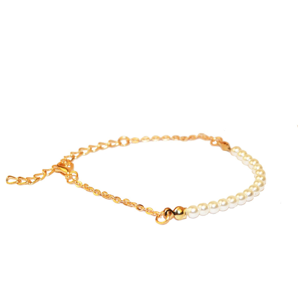 Classic Gold Bracelet Stack