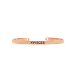 Hope Pisces Watch Bracelet Stack