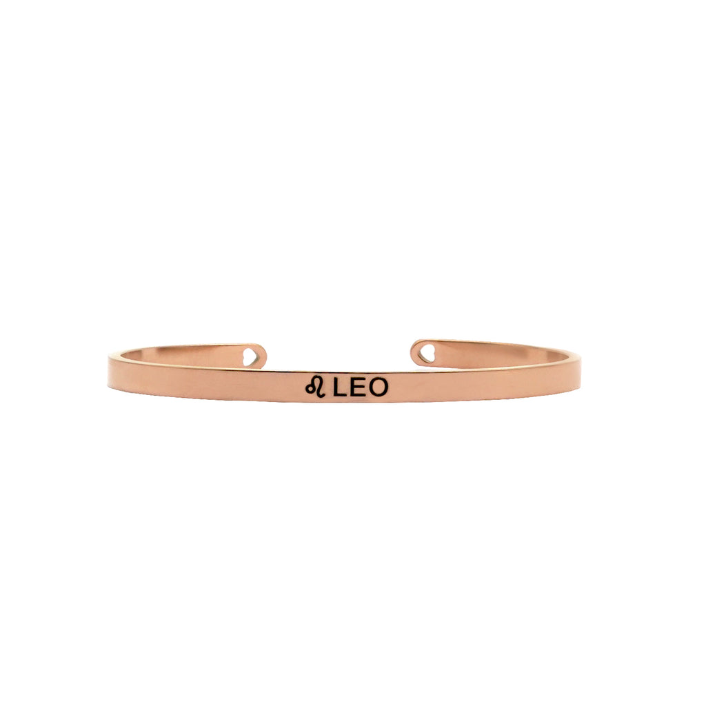 Hailey Leo Watch Bracelet Stack