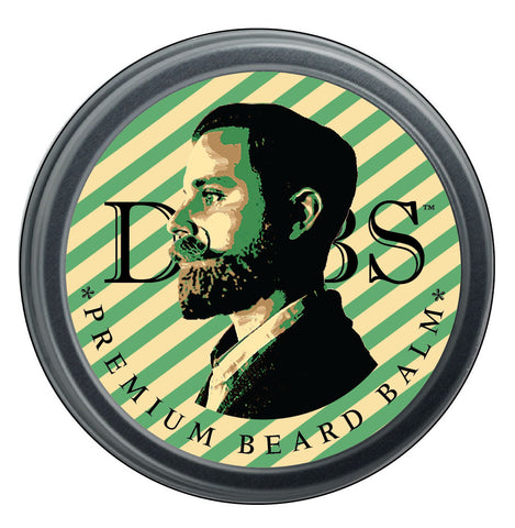 DUBS BEARD BALM BAY RUM GIFTS FOR HIM BEARD CARE