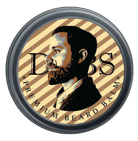 DUBS BEARD BALM LAVENDER WHOLESALE PKG OF 24 TINS