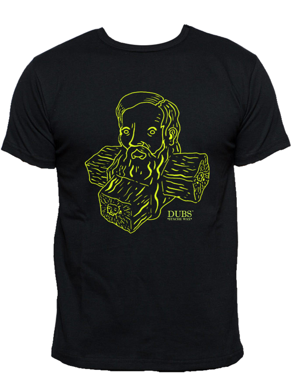 DUBS ABSTRACT BEARD SHIRT